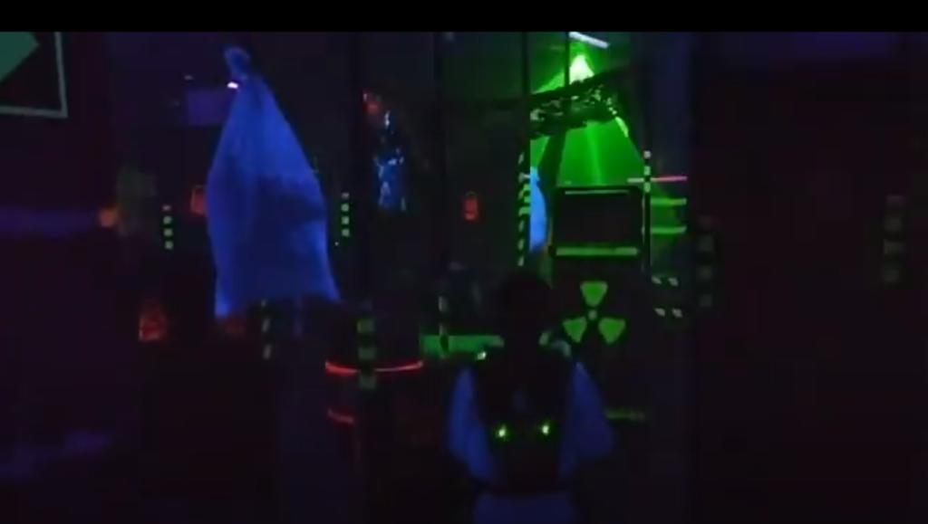 Laser WAR